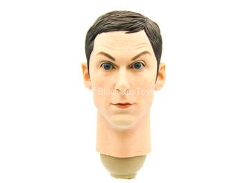 Sheldon Cooper - Expression Head Sculpt w/Jim Parsons Likeness