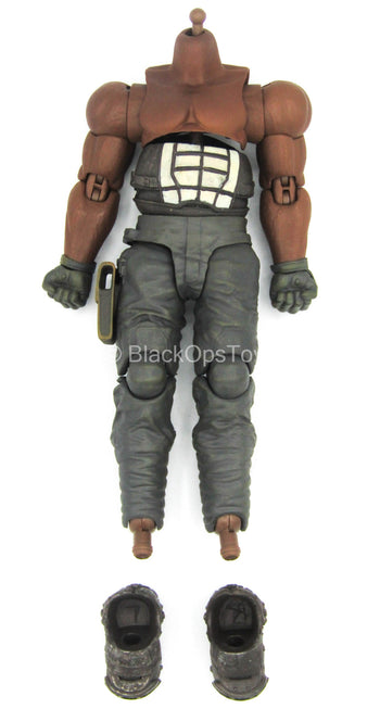 1/12 - Gears Of War - Augustus Cole - Male Base Body
