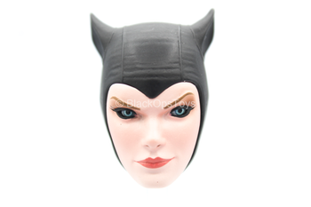 Catwoman Exclusive - Female Head Sculpt w/Mask