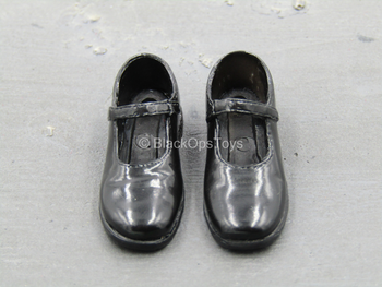 Harry Potter - Hermoine Granger - Black Shoes (Foot Type)