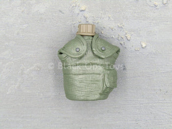 GEAR - OD Green Canteen & Molded Pouch