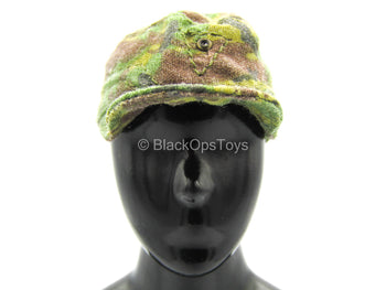 DRAGON - Woodland Camo Patrol Hat
