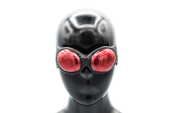 Catwoman Exclusive - Black & Red Goggles