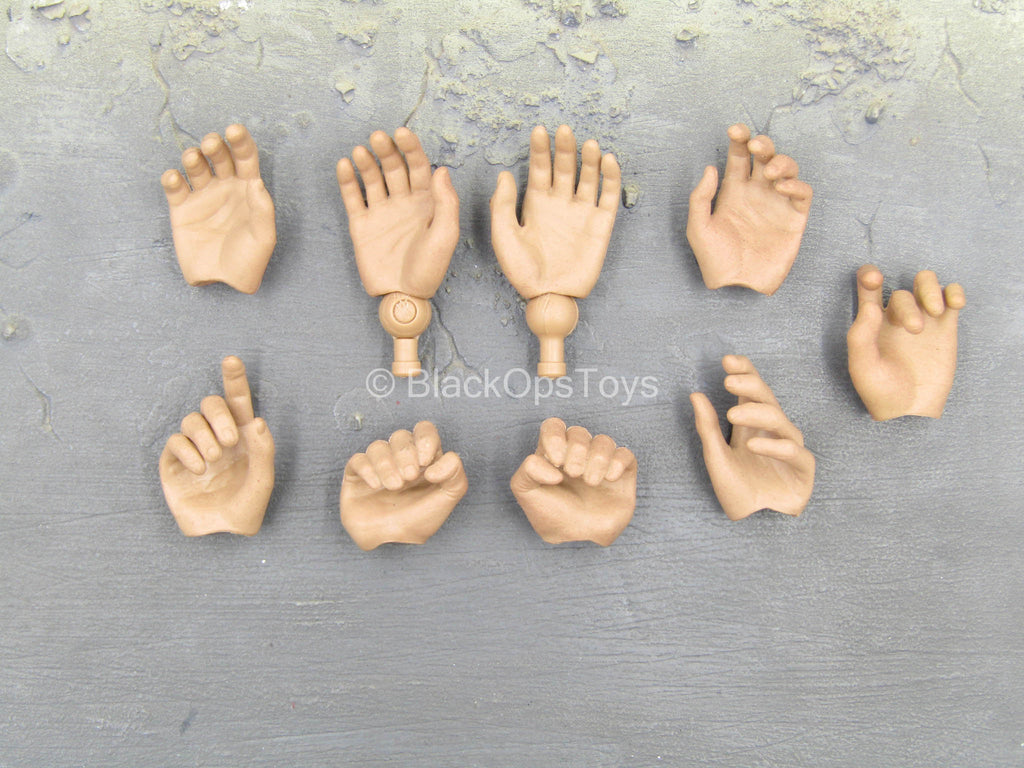 Middle-Aged Spider-Man - Male Hand Set
