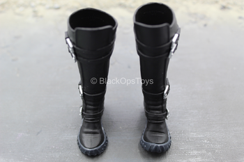 Catwoman Exclusive - Left Action Pose Boots (Peg Type)