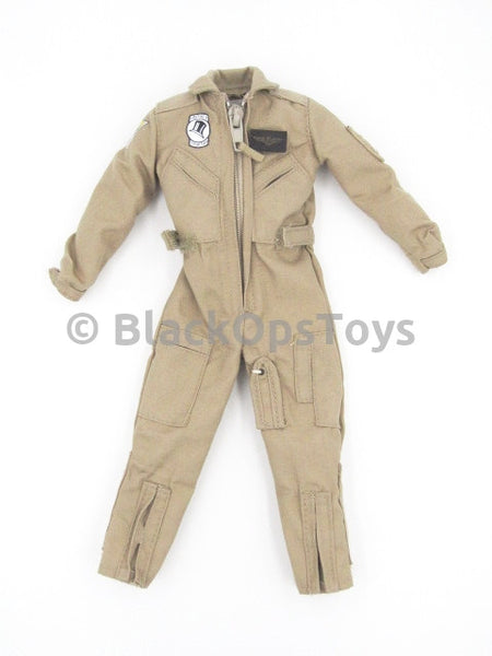 Freedom Force US Navy F-14 Tomcat Pilot Male Jumpsuit