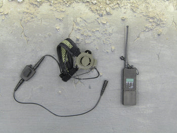 German KSK Kommando Assaulter Spezialkräfte Radio & Headset