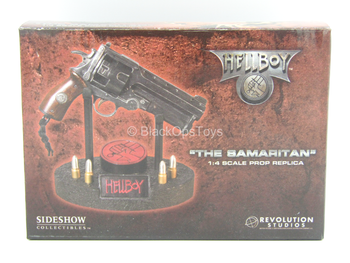 "1/4 Scale - Hellboy ""The Samaritan"" Pistol - MINT IN BOX"