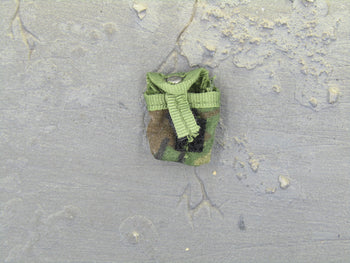 POUCH - Woodland Frag Grenade Pouch