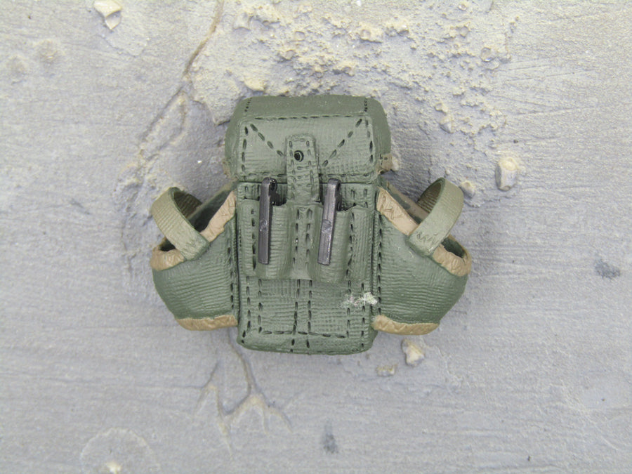 POUCH - OD Green Molded AR Mag Pouch w/Small Clip