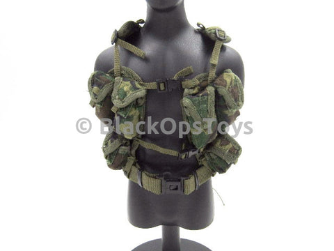 Freedom Force US Army 82nd Airborne Woodland Combat Vest