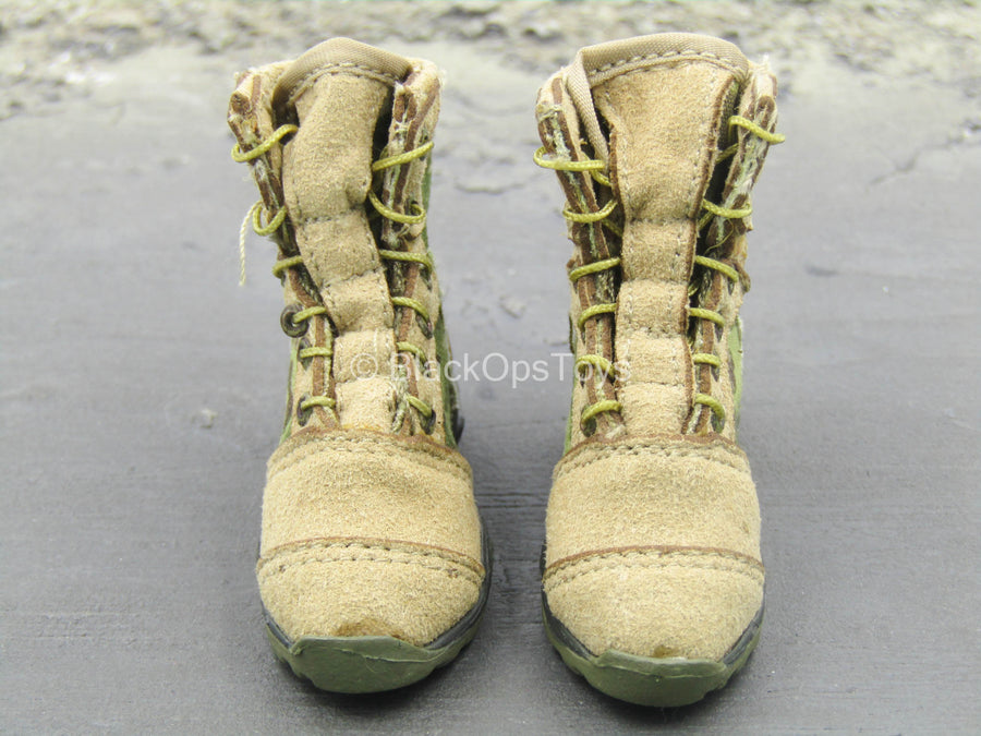 Trainer - Chris Costa - Multicam LSA Boots (Foot Type)