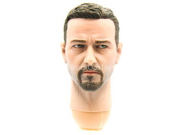 US Army Ranger - Male Head Sculpt