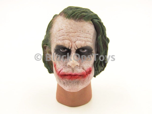"Batman The Dark Knight ""The Joker"" Bank Robber Headsculpt"
