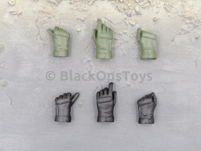 Sexy Sniper Female Gloved Hands Set (Peg Type)