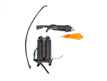 Star Wars - Incinerator Trooper - Flamethrower w/FX & Backpack
