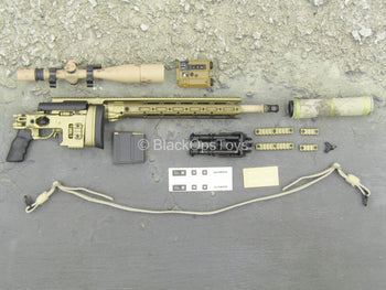 SMU Operator Part X - XM2010 .300 Sniper Rifle w/Attachment Set