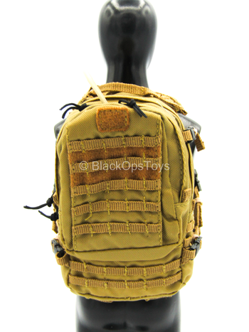 1st Cavalry Division SAW Gunner - Coyote Tan Backpack