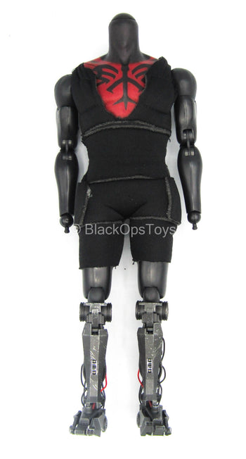 Star Wars - DX Darth Maul - Red Tattoo Male Body w/Robotic Legs