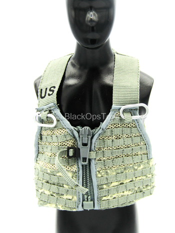 1st Cavalry Division SAW Gunner - ACU MOLLE Chest Rig