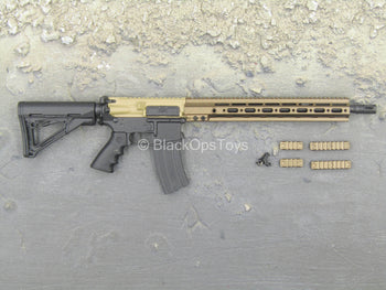 SMU Operator Part X - DEVGRU 5.56 RECCE Rifle