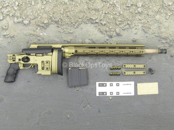 SMU Operator Part X - XM2010 .300 Sniper Rifle w/Foldable Stock