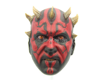 Star Wars - DX Darth Maul - Male Horned Head Sculpt