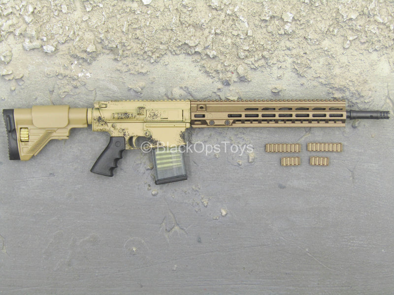 SMU Operator Part X - 417 7.62 Designated Marksman Rifle