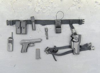 China Strike Force - Police Utility Belt & Pistol Set