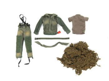 U.S. Marine Corps Sniper - Ghillie Suit & Uniform Set