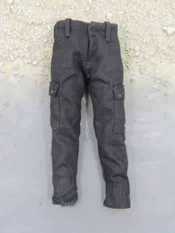 China Strike Force - Black Tactical Pants