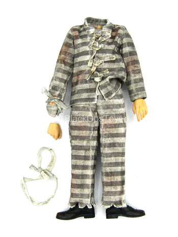 Harry Potter - Lucius Malfoy - Male Base Body w/Prison Uniform