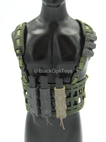The Mechanical - Chest Rig w/Mag Pouches