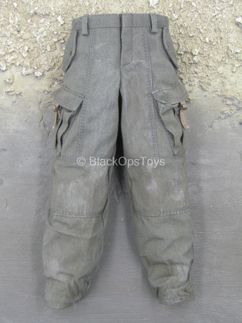 The Mechanical - Weathered Grey Pants w/Padding