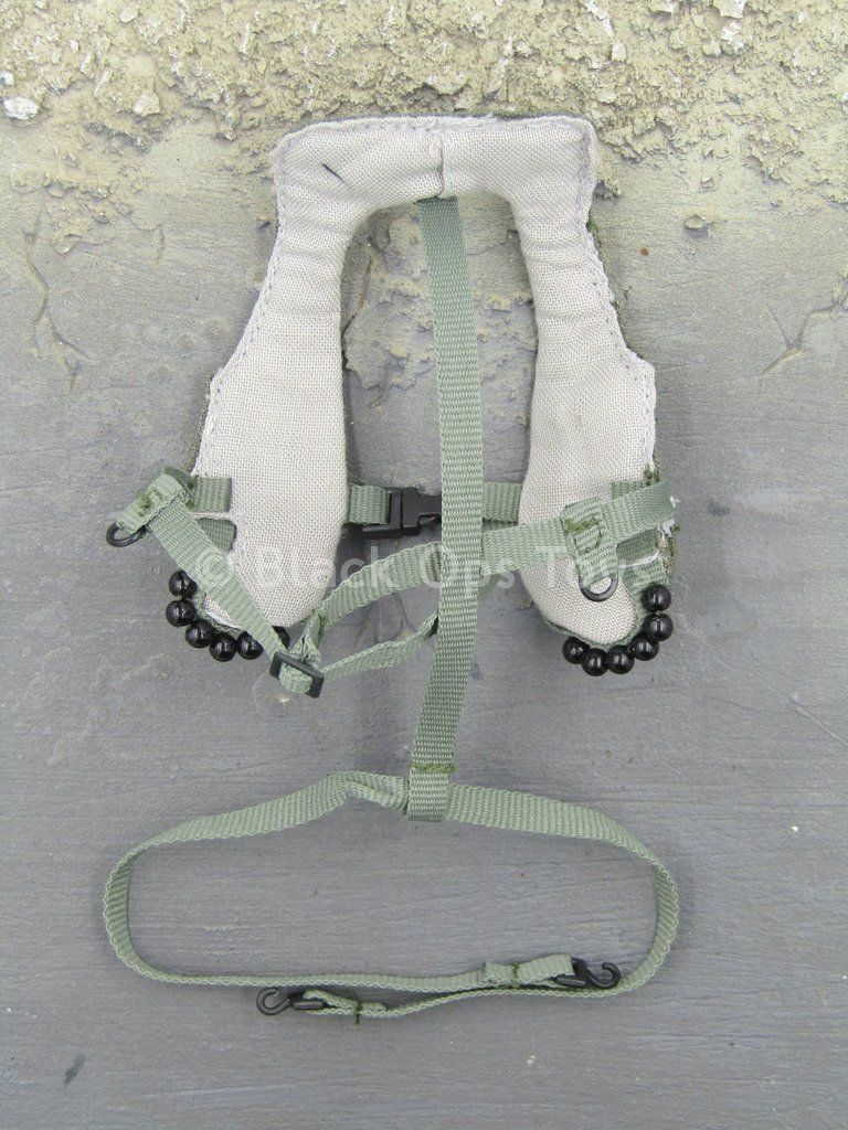 USMC - Expeditionary Unit - OD Green Flotation Vest