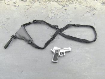 "Reservoir Dogs ""Mr. Orange"" Pistol and Shoulder Holster"