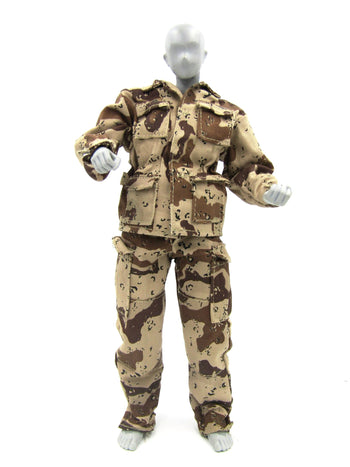 Special Forces - Chocolate Chip Camo Uniform Set