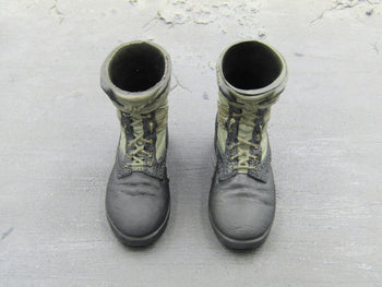 Special Forces - OD Green Combat Boots (Foot Type)