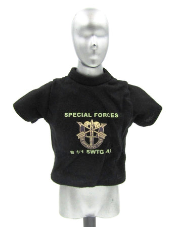 Special Forces - Black Special Forces T-Shirt
