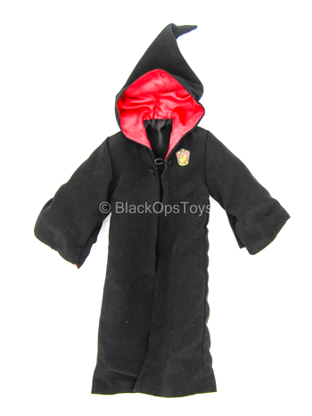 Harry Potter - Black & Red Wizard Robe
