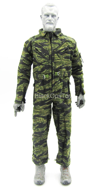 USMC F-4 Phantom Pilot - Jungle Tiger Stripe Nomex Flight Suit