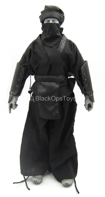 Ninja Gear - Black Ninja Uniform Set