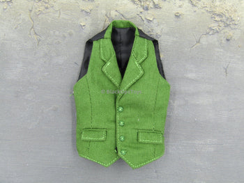 Wolfking Batman Female Joker 2 Green Vest