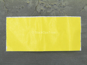Quarantine Zone Agent - Yellow Reflective Tape
