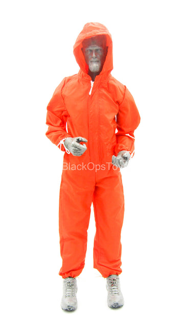 Quarantine Zone Agent - Orange Jumpsuit