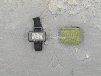 SMU Operator Part X - Green Wristband w/GPS