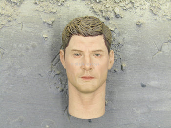 Supernatural Dean Winchester Head Sculpt