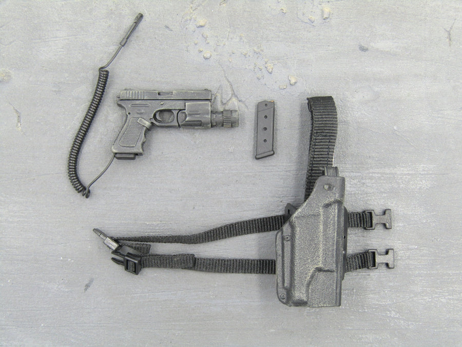Special Duties Unit Exclusive - Pistol w/Drop Leg Holster