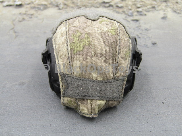 Spectre Skipper FAST Ballistic Helmet with Hyperspectral Imaging Goggles System