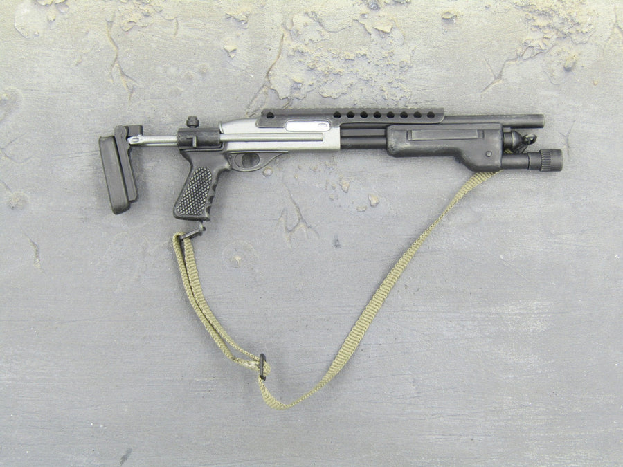 Special Duties Unit Exclusive - Pump Shotgun w/Extendable Stock